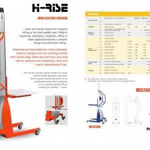 Hi-Rise MES150B